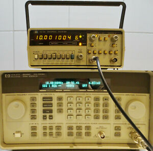 HP 5315A Frequency Counter
