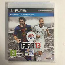 Fifa 13 Jeu PS3 Playstation 3 Neuf Sous Blister