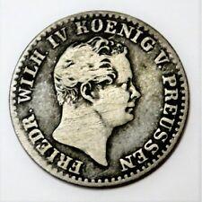 2 1-2 Silber Groshen 1643 A, 12 einen thaler