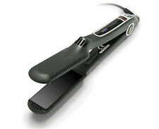 "Croc TurboIon Classic Titanium Digital Salon Ceramic Flat Hair Iron 1.5"" 1-1/2"""