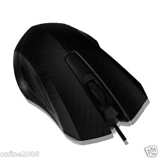 1200 Cordless Optical USB Gaming Wired Mouse Mice For Laptop PC Gamer Desktop
