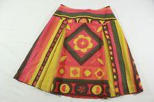 Womens J McLaughlin A Line Mini Skirt Sz 4