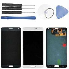 Schwarz für Samsung Galaxy Note 4 N910 A/C/F LCD Display Touch Screen Bildschirm