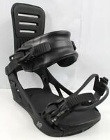 K2 Formula Snowboard Bindings Large Black (US Men's Size 8-12) New 2020