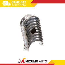 SOHC 8v Z24 Z24i Z24S Z24 Main Rod Bearings Fits 74-89 Nissan 720 2.2L 4 Cyl