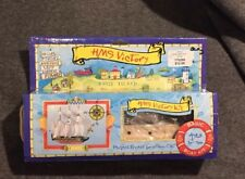 HMS Victory Basic Boat Kit 805-66 New Open Box R18896