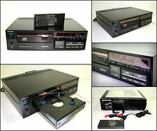 SONY CDP-101 CD Player (World's first CD Player)
