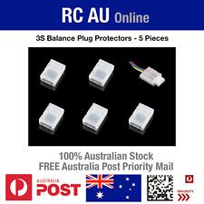 3S LiPo Balance Plug Protector Saver - 5 Pieces - Aust Post Priority Shipping