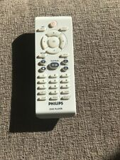 Control Remoto Philips DVD Player Modelo RC 2020 Blanco