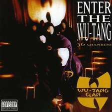 Wu Tang Clan Enter The Wu-Tang 36 Chambers CD RCA