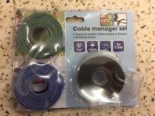Bandes autoaggrippantes prédécoupées Scratch 3 Rouleaux Générique Attache Cable