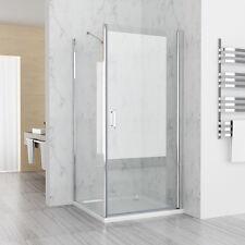 HP-70x70cm Duschabtrennung Duschwand Dusche Falttür Schwingtür Duschkabinen P715