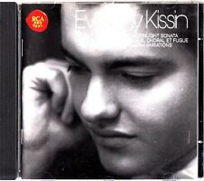 Evgeny Kissin - Beethoven; Moonlight Sonata/Franck Prelude/Brahms theme 1997