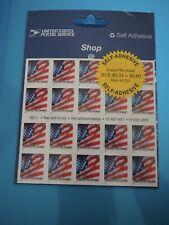 United We Stand, Sealed Booklet of Stamps, Mint , 20, $.34 Stamps