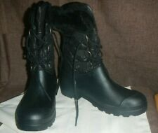 Dirty Laundry New Womens Pathways Black  Boots 10 M Shoes