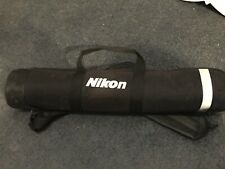 Rare  Nikon TRIPOD WITH CARRY POUCH