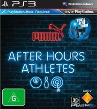 Play Station 3 Afterhours Athletes After Hours G PS3 Game DISC ONLY