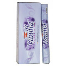 Hem Vanilla Incense Sticks Joss Incense 6 Packs x 20 Sticks = 120 Sticks