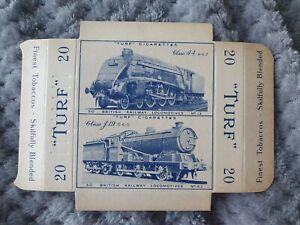 Turf - British Railway Locomotives No 13 Class A4 4-6-2 & No 42 Class J 19 0-6-0