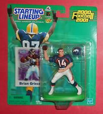 Starting Lineup 2000 - 2001 Football - Brian Griese - Denver Broncos - Kenner