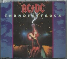 AC/DC - THUNDERSTRUCK 1990 GERMAN REPRSS CD SINGLE - ATCO RECORDS ‎– B 8907 CD