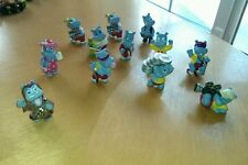 Überraschungsei Figuren Ü ei figuren happy hippo