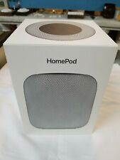 Good Apple HomePod Voice Enabled Smart Assistant Speaker Blk Home Pod Space Gray