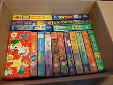 25 Childrens Videos VHS Including Disney
