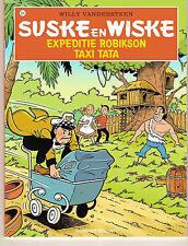 VANDERSTEEN/MORJAEU/VAN GUCHT: SUSKE EN WISKE 334.