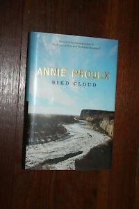 Bird Cloud : A Memoir by Annie Proulx        Signed/1st