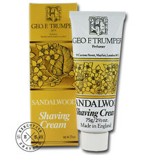 Geo F Trumper Sandalwood Shaving Cream Tube 75 g (w095476)
