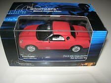 Minichamps 1:43 James Bond 007 Ford Thunderbird 03 - MIB