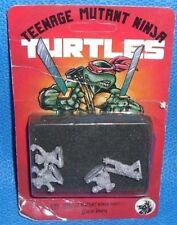 TMNT Terror Bears Metal Miniature Figures Dark Horse Unpunched NIB MOC