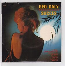 "Geo DALY Vinyl 45 tours EP 7"" CAN'T BUY ME LOVE - GALA DES VARIETES 346 RARE"