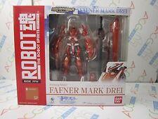 Fafner in the Azure FFN Fafner Mark Drei Robot Spirits Figure Bandai Japan LTD