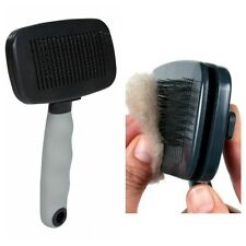 Pet Grooming | Dog & Cat Soft Brush Top And Base Coat Care 23081