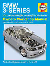 3 Series Car Manuals and Literature