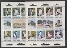 Argentina - 1980, Argentine Presence in S. Orkneys sheet - MNH - SG MS1687