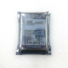 "Western Digital 160GB Internal 5400RPM 2.5"" (WD1600BEVT) HDD Laptop Hard Drive"