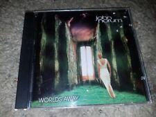 Worlds Away 1997 by John Norum CD Europe (CD, Mar-1997, Shrapnel) SH 11062