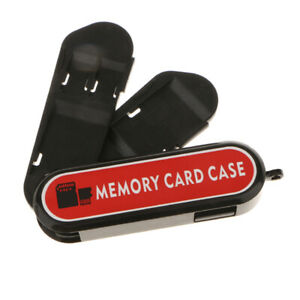 Protective Memory Card Storage Box for 5 X Sd / 2 X Tf High Quality Plastic Case