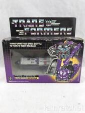 Transformers Original G1 1985 Triplechanger Astrotrain Complete W/ Box & Bubble