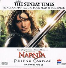 The Chronicles Of Narnia - Prince Caspian  - Audio CD N/Paper