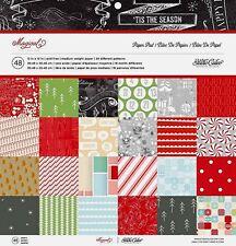 Studio Calico [ Magical]  12 x 12 Christmas Paper Pad  (48 sheets) Save 55%