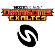 Cartes Pokemon set Noir & Blanc Dragons Exaltés /124 2012 100% Français AU CHOIX