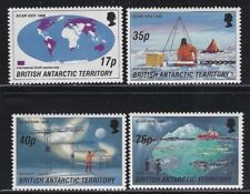 Br Antarctic Territory 1996 Scientific Committee set Sc# 235-38 NH