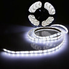 Cool White Waterproof 5M 5630 Led SMD 300 Lights Flexible Strip Light DC 12V 72W