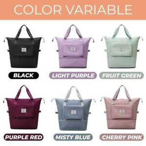 Large Capacity Folding Travel Bag 35*50cm T0E7