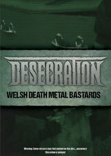 Desecration: Welsh Death Metal B*****ds DVD (2017) Desecration ***NEW***