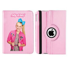 JoJo Siwa 01 Name Personalised iPad 360 Rotating Case Cover Birthday Present